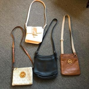 Mk Crossover bags